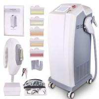 E-light Ipl+ Radio Frequency Rf Laser Hair Removal Skin Rejuvenation Spa Machine