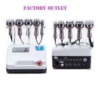 5in1 New Radio Frequency RF Ultrasonic Vacuum Cavitation Slimming Beauty Machine