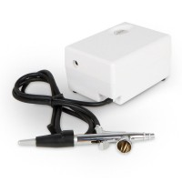 New Air Spray Skin Cleaning Airbrush Makeup System Anti Aging Wrinkle Removal